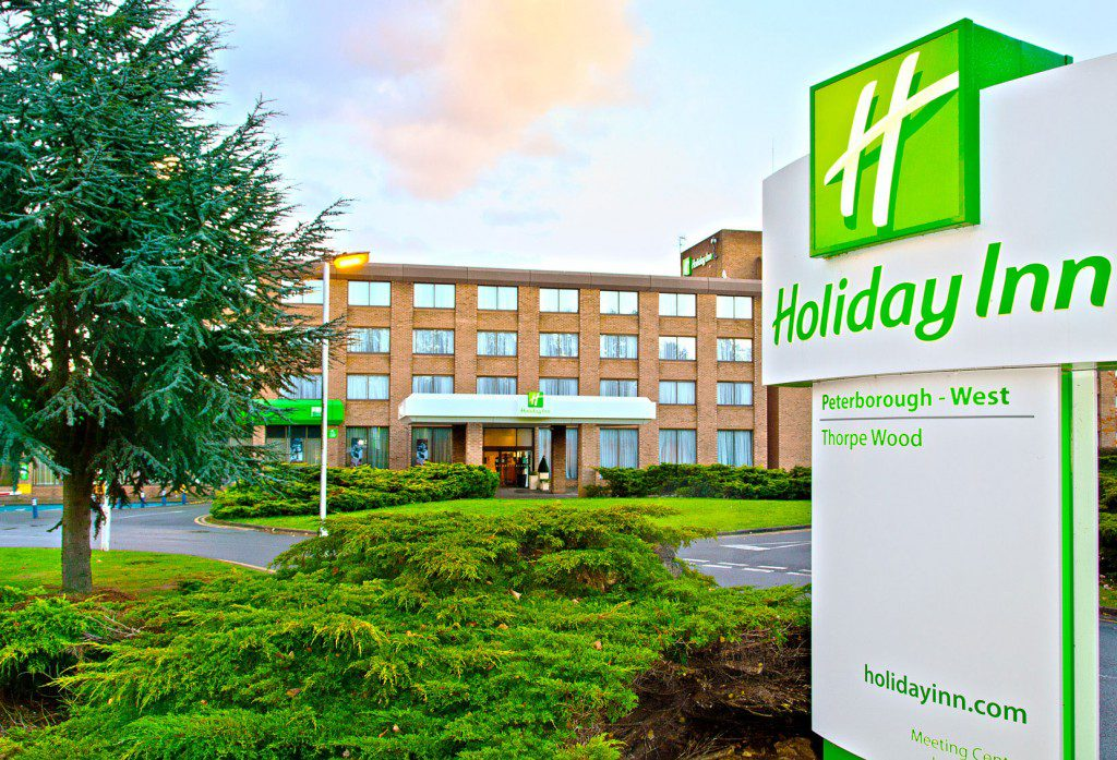 Holiday Inn in West Peterborough