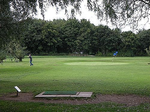 Pitch and Putt at Orton Meadows